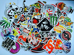Jdm 50 Pcs Sticker Bombing Pack Sticker Bomb Decal Euro