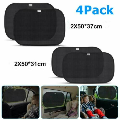 ADORIC Car Sun Shades for baby 2 Pack 50 37 cm P Car Window Blinds for kids