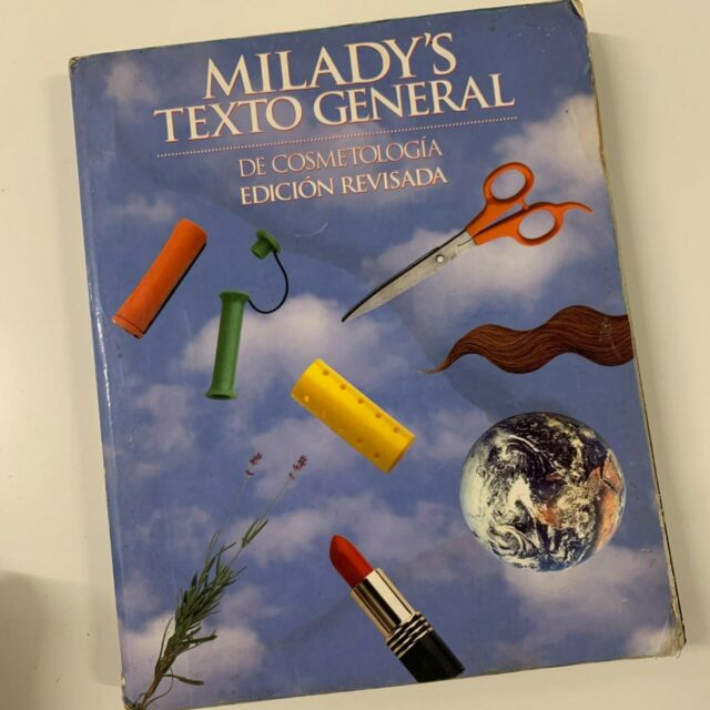 Milady's Texto General de Cosmetologia (Spanish Revised Edition)