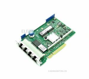 4-Port-Gigabit-Ethernet-Adapter-HSTNS-BN71-634025-001-HP-Gen8