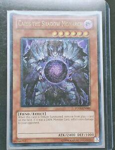 *NEAR MINT* Ultimate Rare Caius The Shadow Monarch TU03-EN000