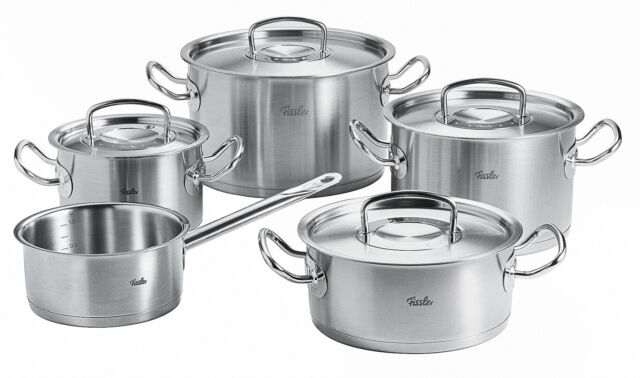 Fissler topfset profi collection