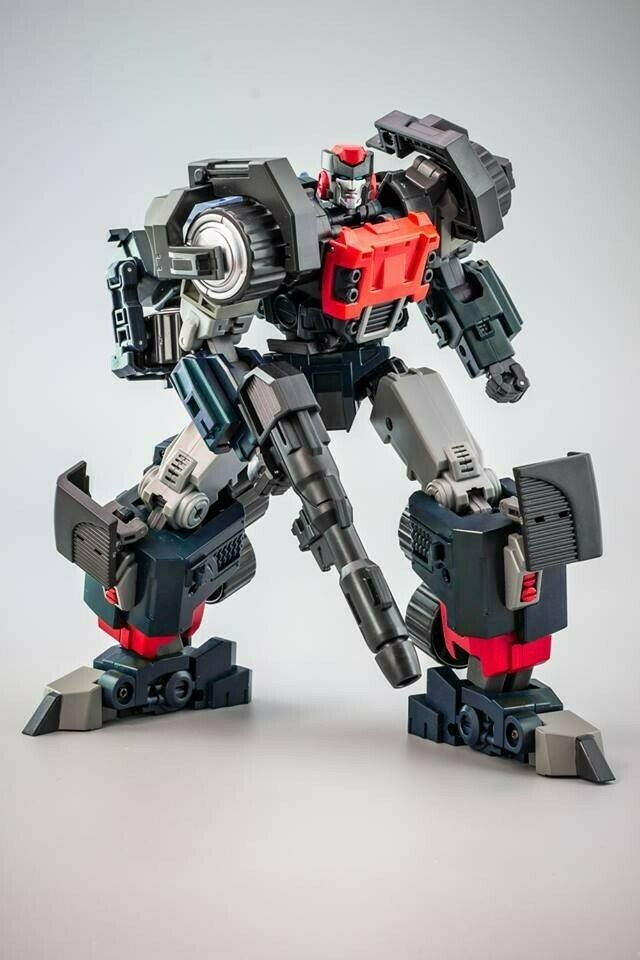 Mastermind Creations R-34 Cylindrus Action Figure NEW