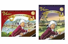 Little Amadeus - Klavierschule - Band 1 oder 2 + 1 Bleistift Musikmotiv