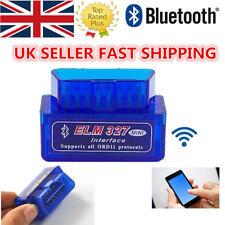 Subaru OBDll Bluetooth Obd2 Mini Car Auto Diagnostic Scanner