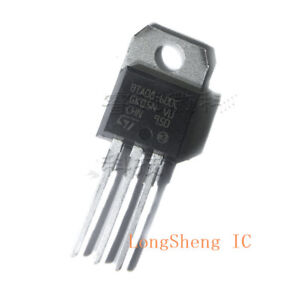 10PCS-BTA08-600C-TO-220-DC-DC-4V-to-40V-Inv-Step-Down-Single-Out-1-23V-to-37V-3A