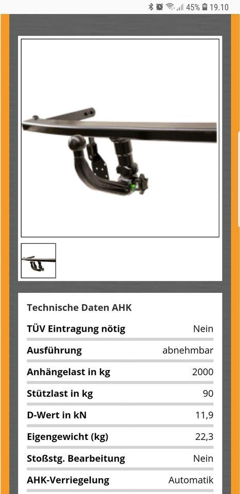Anhængertræk, BMW G31