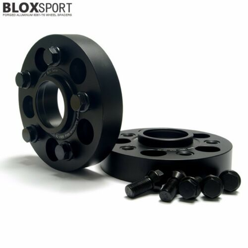 2Pc 40mm Wheel Spacers Hub Centric for BMW X5 E70 F15 07-17 Front and Rear