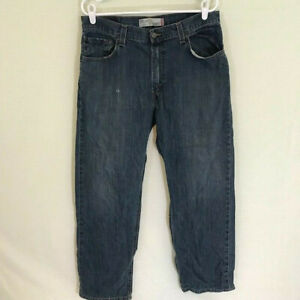Mens Taille Jeans Cotton Levis 559 Straight 100 34x30 Relaxed twxE5C6q