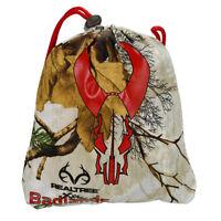 Badlands Backpack The Rain Cover Hunting Accessory Bag Snow Camo Medium 00498