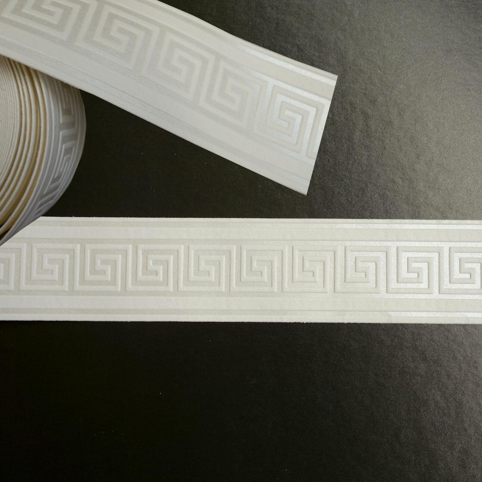 Alkor selbstklebende Bordüre Rollebreite 5,0cm bis 7,5cm
