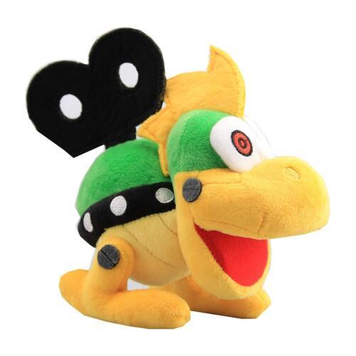 "Super Mario Brothers 6/"" Plush Mecha Koopa toy Doll"