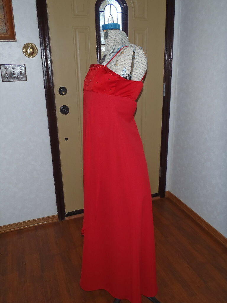 Juniors Sz Sz Sz 11-12 Alfred Angelo prom evening bridesmaid 5297fc
