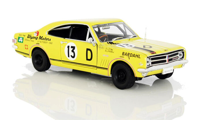 NEW IN BOX Holden Monaro HK GTS 1 32 Diecast Model McPhee Racing Series
