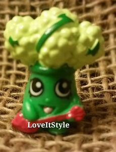 NEW-Shopkins-Season-1-Rockin-039-Broc-1-002-Green-broccoli-fruits-amp-vegetables
