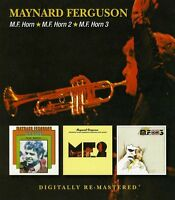 Maynard Ferguson - Horn / Horn 2 / Horn 3 [new Cd] Uk - Import on Sale