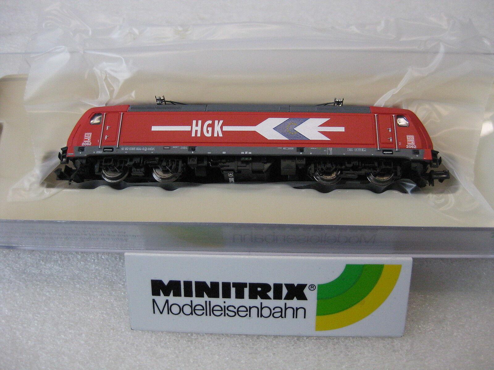 Trix Minitrix t12199 elok br f140 hgk mhi nuevo