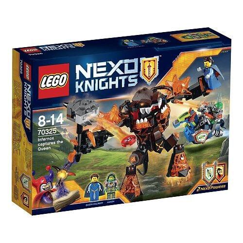 Infernox und die Königin Lego Nexo Knights 70325 NEU OVP