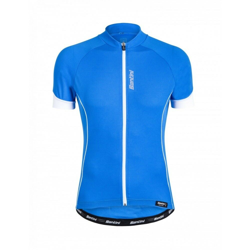 SHIRT SANTINI NOW  TURQUOISE Size S  factory outlet