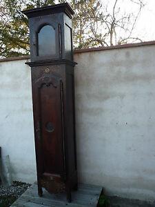 Comtoise,horloge de parquet,caisse de pendule/coq/Quimper/Bretagne(R)