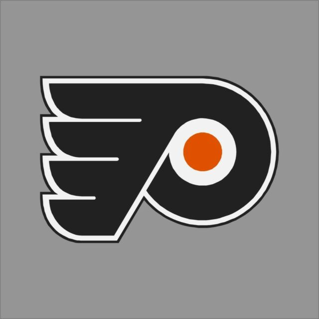hotprint Flyers Hockey Philadelphia Logo Sport Car Bumper Sticker Decal 5 X 5