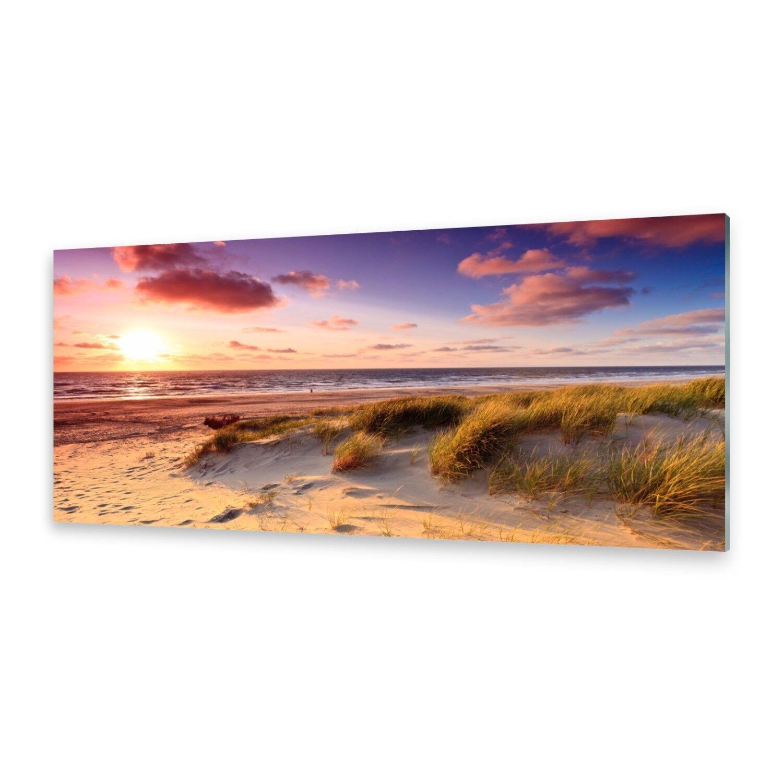 Immagini di vetro Muro Immagine Dune Stampa su vetro Dune Immagine 186f6b