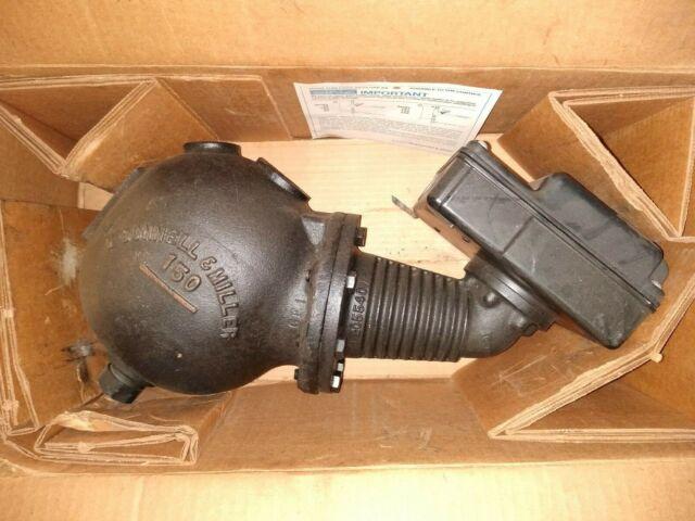 "McDonnell /& Miller /""Model 2/"" Low Water Boiler Cut Off Switch #2 NOS"