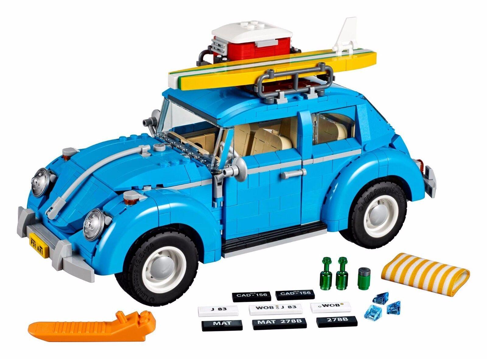 LEGO® Original Volkswagen Lego Käfer als Bauset 6R5099320 blau