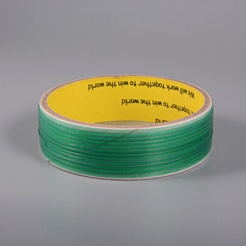 Auto FolierSet Wrapping Kohlefaser Rakel /& 5M Spool Knifeless Tape 10 Klingen DE