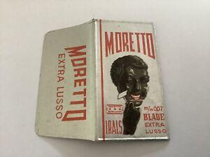 Vintage-Razor-Blade-amp-Wrapper-039-Moretto-Italy