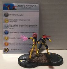 CYCLOPS / PHOENIX (057) Giant Sized X-Men NM with Card Heroclix!
