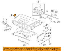 Hummer GM OEM 03-09 H2 Windshield-Outer Molding Left 20787557