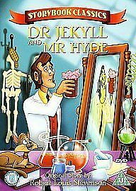1 of 1 - Storybook Classics - Dr Jekyll And Mr Hyde (DVD, 2006, Animated)