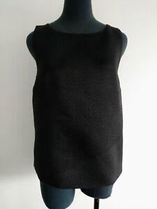 Keepsake-Black-Open-Black-Sleeveless-Top-AU-8-10-E27