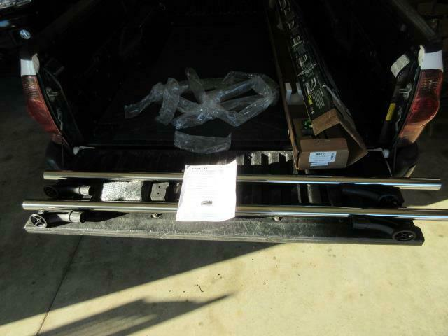 Putco 99833 Nylon Traditional Locker Rails for Dodge Ram 1500/2500 6.5 Ft. Bed