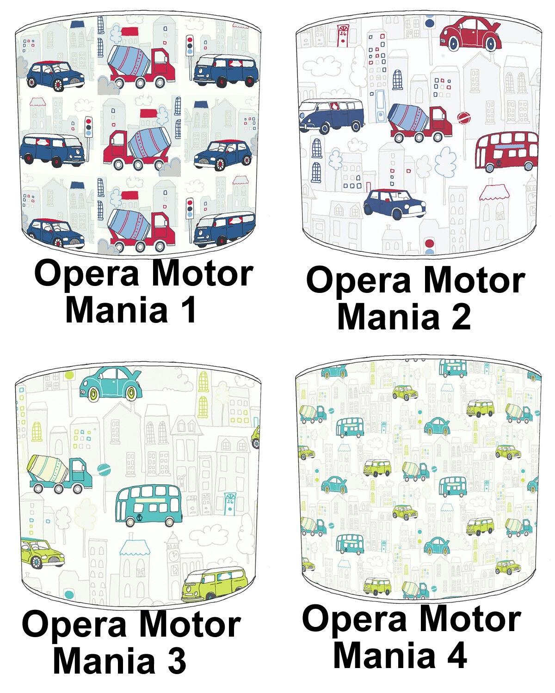 Paralumi Ideale Da Abbinare Arthouse Opera MOTOR Mania Set di di di biancheria da letto & Copripiumini ff4110