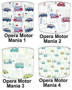 Image Is Loading Lampshades Ideal To Match Arthouse Opera Motor Mania