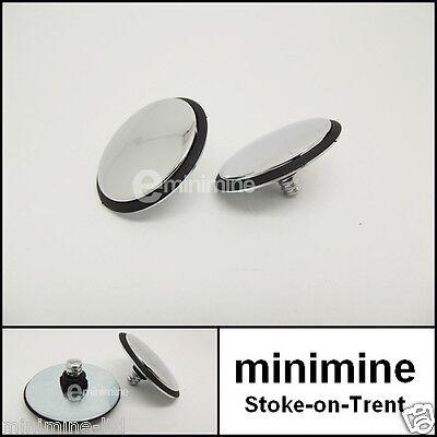 Classic Mini Scuttle Wiper Hole Grommet Bung PAIR austin morris FREE POSTAGE!