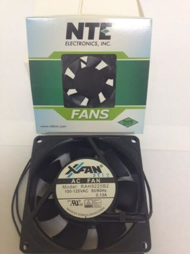 NTE AC Cooling Fan 92x92x25mm  Model:RAH9225B2    NTE# 77-9225A120