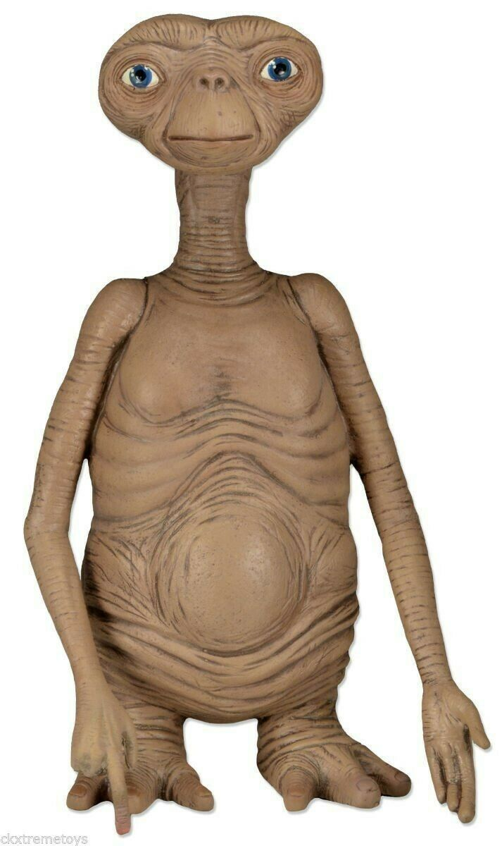 E.T. the Extra-Terrestrial Stunt Puppet 12-Inch ET 11 13 16in Foam Replica Neca