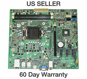 Dell Inspiron 660 Intel Desktop Motherboard S1156 Xr1gt Ebay