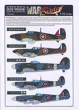 Kits World Decals 1/72 ALLIED FIGHTER KILL MARKINGS