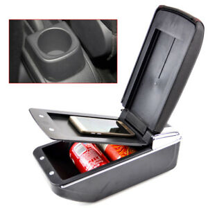 Dual-Layer-Centre-Console-Armrest-For-Volkswagen-Polo-VW-Vento-Storage-Box-10-17