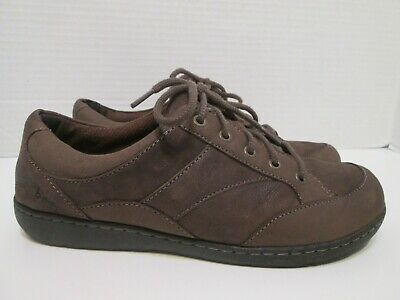 boc born lace up oxfords casual shoes loafers brown