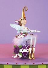 Patience Brewster Krinkles Nutcracker Sugar Plum Fairy Figure Christmas Gift New