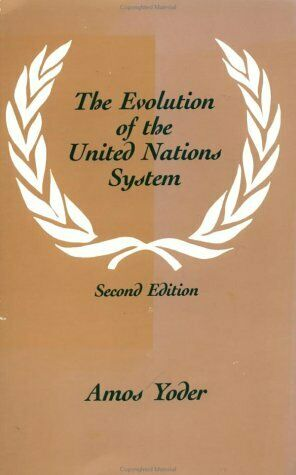 Evolution of the United Nations System