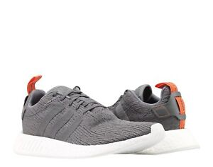 Adidas Nmd R2 Men S Running Shoes Size 7 5 By3014 Grey Future