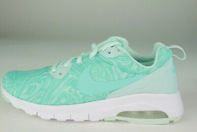NIKE AIR MAX MOTION LOW PRINT YOUTH SIZE 5.5 TO 7.0 IGLOO EMERALD RISE | eBay