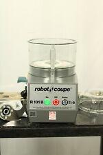 Open Box Robot Coupe R101bclr Electric Bowl Cutter Mixer Vegetable Prep