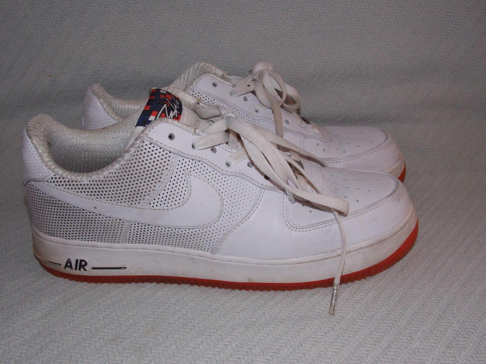 NIKE 1 Air Force 1 NIKE Low 318775-112 FUTURA Be True Basketball Sneakers Size 10.5 f1162e